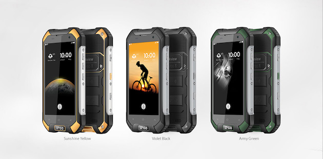 Blackview BV6000 rugged in offerta a circa 150 euro