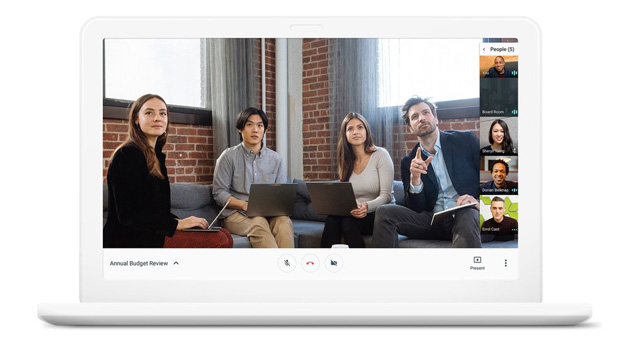 Google divide Hangouts in Meet e Chat