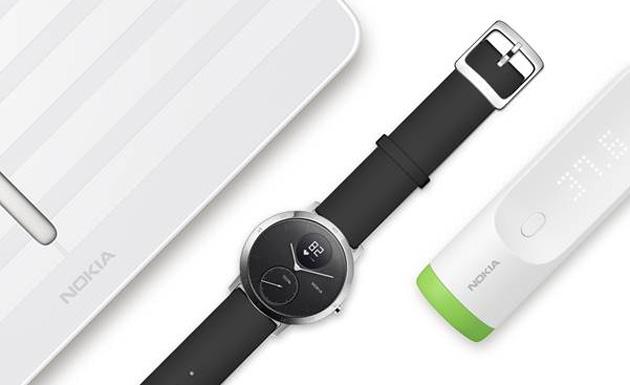 Nokia nei nuovi prodotti e soluzioni per la salute Withings