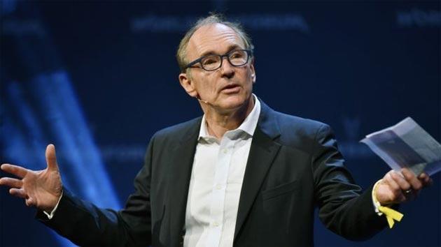 Il creatore del web Tim Berners-Lee contro le Notizie False
