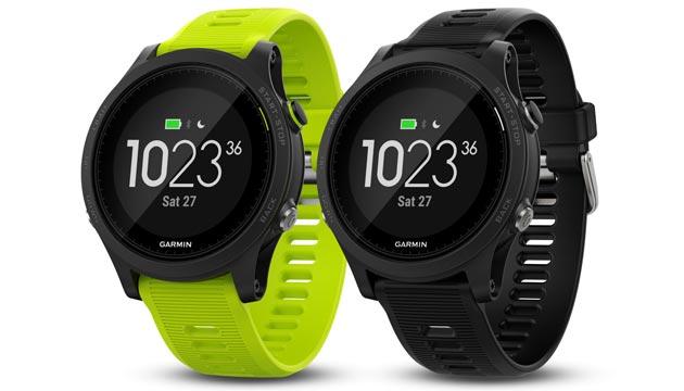 Garmin Forerunner 935, GPS multisport smartwatch completo