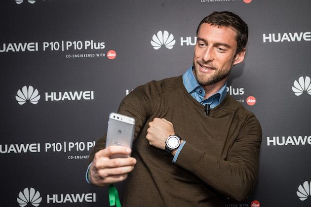 Huawei P10 e P10 Plus debuttano in Italia con uno Show in grande stile