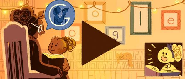 Doodle Google per la Festa della Donna 2017