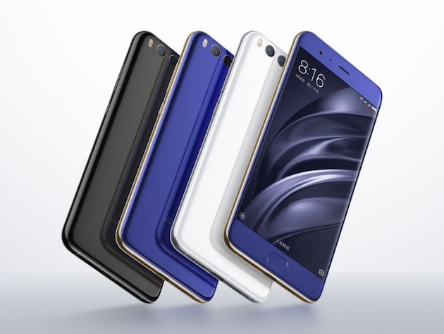 Xiaomi Mi 6 disponibile in stock limitato