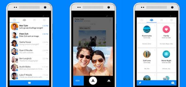 Facebook Messenger ha 1,2 Miliardi di utenti