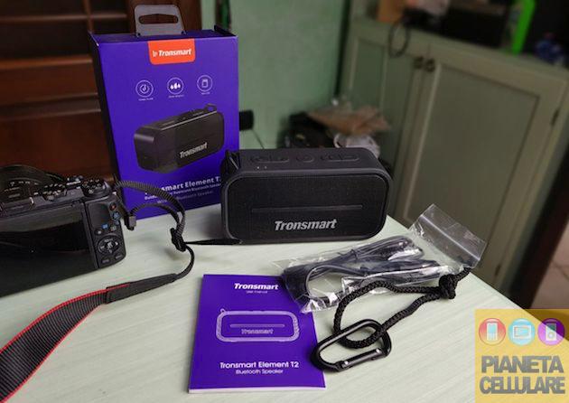 Recensione Speaker Bluetooth Tronsmart T2