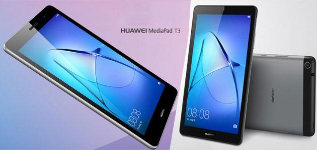 Huawei MediaPad T3 da 7 e 10 pollici e MediaPad M3 Lite 10 in Italia