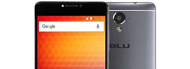 BLU R1 Plus, telefono Android con display 5.5 HD, chip Quad-Core, camere da 13 MP e 8MP