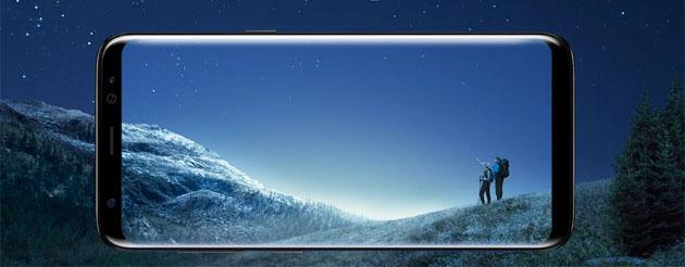 Galaxy S8 aiuta in un salvataggio di emergenza dopo immersione in acqua di mare