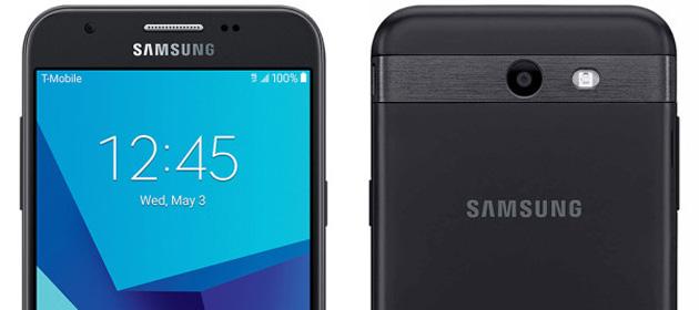 Samsung Galaxy J3 Prime ufficiale in USA con Android Nougat