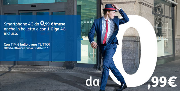 Smartphone+traffico: le migliori offerte Tim e Vodafone