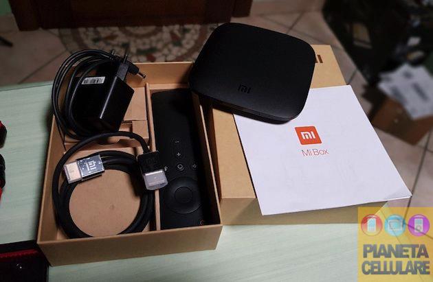 Recensione Xiaomi Mi Box 3 Internazionale, Android TV Low Cost