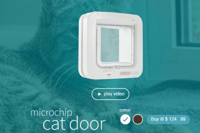 SureFlap, gattaiole e accessori per cani e gatti hi-tech