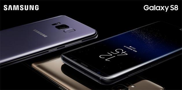 Samsung Galaxy S8+ con 6GB RAM e 128GB ROM confermato