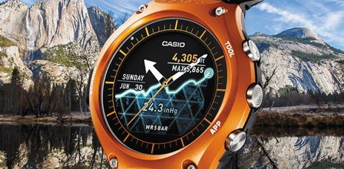 SmartWatch, Microsoft con Casio sigla accordo di licenza brevetti
