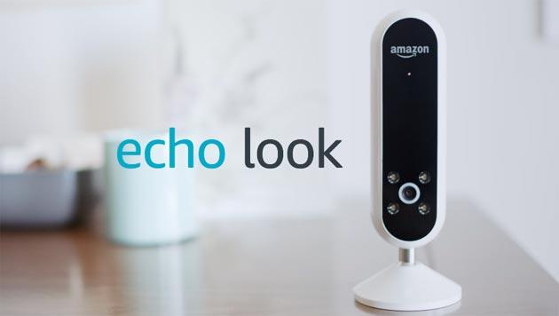 Amazon Echo Look, fotocamera che consiglia come vestirsi