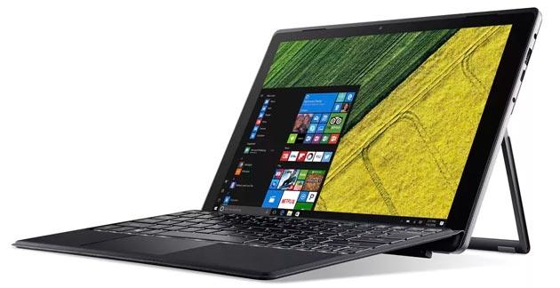 Acer: nuovi 2in1 Switch 3, 5 e notebook Aspire 1, 3, 5 e 7 con Windows 10