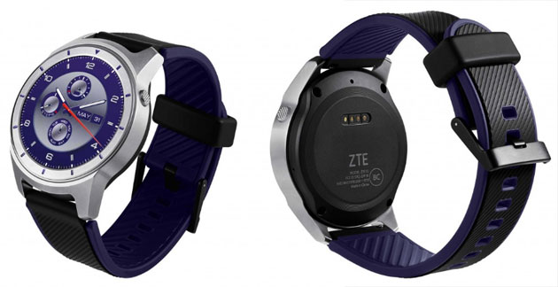ZTE Quartz, primo smartwatch Android Wear di ZTE