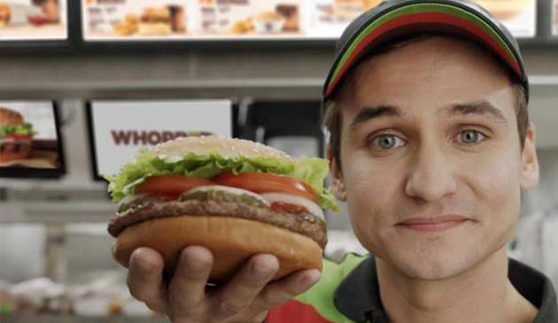 Google Home e Burger King, prove di futuro?