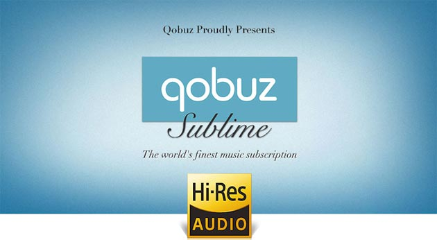 Qobuz Studio: musica Hi-Res in streaming a 24,99 euro al mese