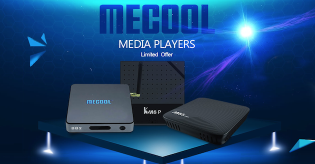 Mecool, in sconto interessanti TV Box Android  ed accessori
