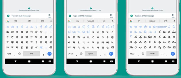 Gboard su Android semplifica digitare e modificare testo
