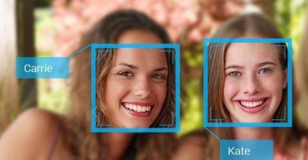 LG G6, riconoscimento facciale con Face Print