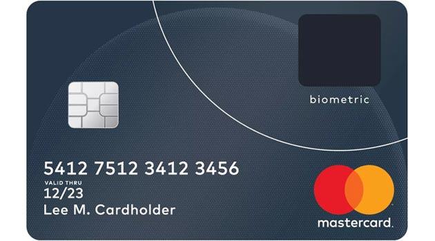 Mastercard lancia prima carta di pagamento con lettore di impronte digitali integrato