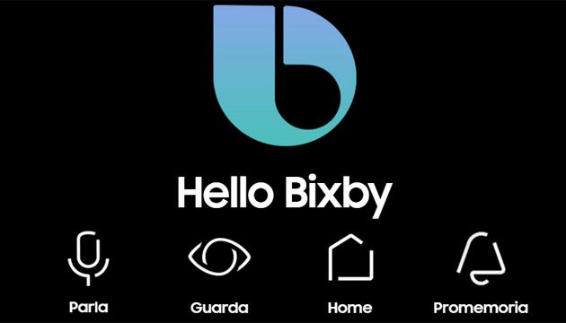 Samsung Bixby su smartphone di fascia media?
