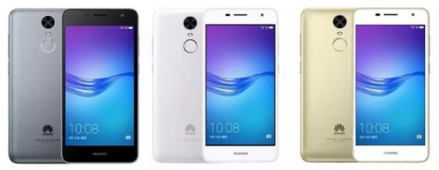 Huawei Y7 Prime (Enjoy 7 Plus) ufficiale, smartphone Android Nougat di fascia media