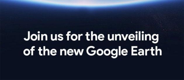 Nuova versione di Google Earth in arrivo il 18 aprile