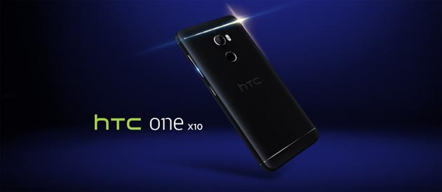 HTC One X10 ufficiale con batteria da 4000mAh, display 5.5 FHD, SoC Helio P10