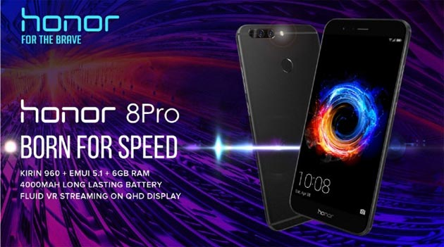 Honor 8 Pro ufficiale: Specifiche, Foto, Video, Prezzi e Promozioni