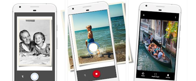 FotoScan di Google permette ora disattivare la rimozione dei riflessi