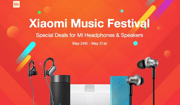 Prodotti Xiaomi audio in offerta fino al 31 Maggio a partire da 5 euro