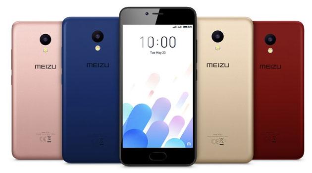 Meizu M5c ufficiale