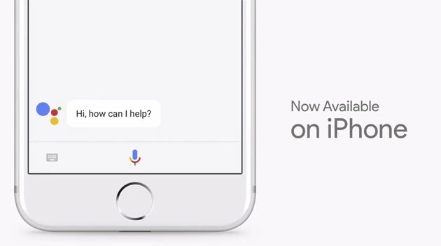 Google Assistente su iPad e iPhone di Apple