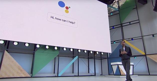 Google Assistant in Italiano entro fine 2017