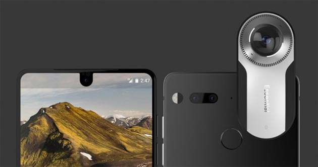 Foto Essential Phone 2 cancellato