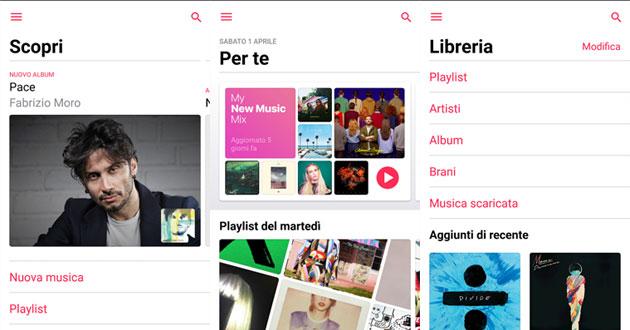 Apple Music, la prova iniziale diventa a pagamento in alcuni paesi