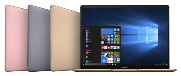Huawei MateBook E e X, notebook con Windows 10 disponibili in Italia
