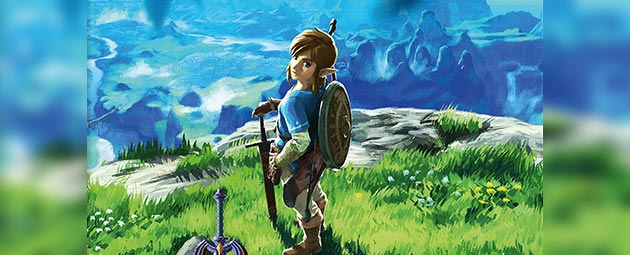 Legend of Zelda in arrivo su smartphone Android e iOS