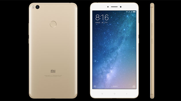 Xiaomi Mi Max 2 ufficiale: Specifiche, Foto, Video e Prezzi