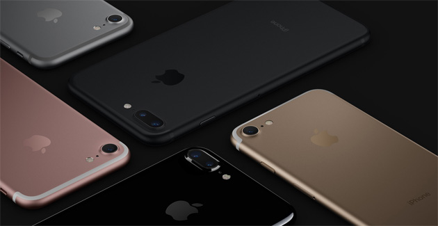 Apple iPhone 7 smartphone piu' venduto nel mondo nel Q1 2017. IPhone 7 Plus il secondo