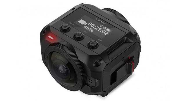 Garmin VIRB 360, Action camera impermeabile per riprese a 360
