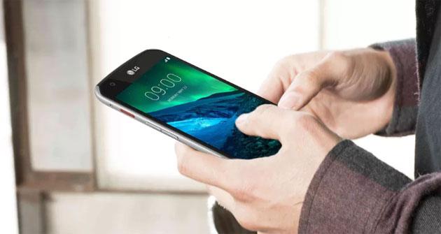 LG X venture, smartphone per attività outdoor