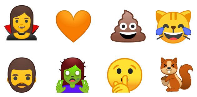 Android O, Google ridisegna le Emoji
