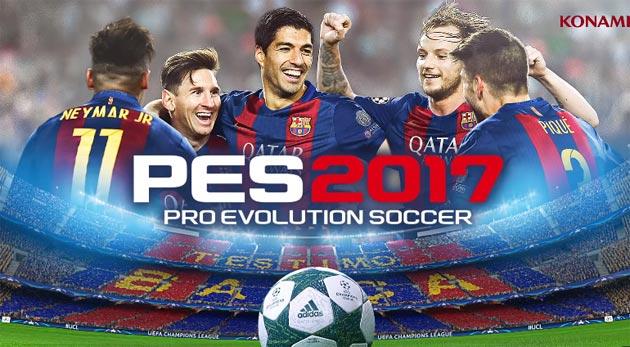 Annunciato PES 2017 Mobile