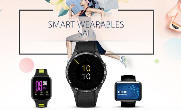 Tanti Smartwatch in offerta per tutte le tasche