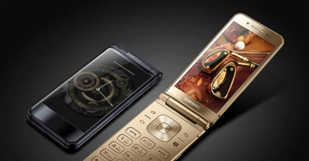 Samsung Galaxy Folder 3 atteso come flip phone di fascia alta